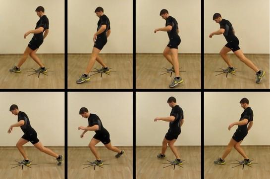 ćwiczenia na kolano