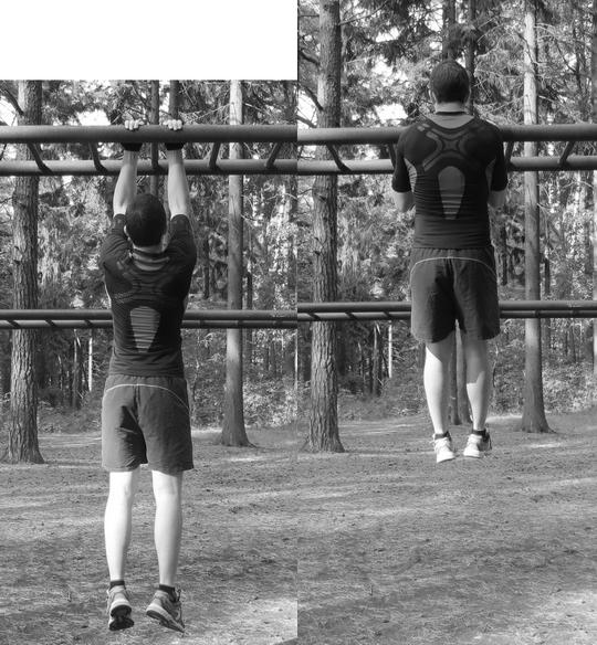 ćwiczenia na biceps bez sprzętu