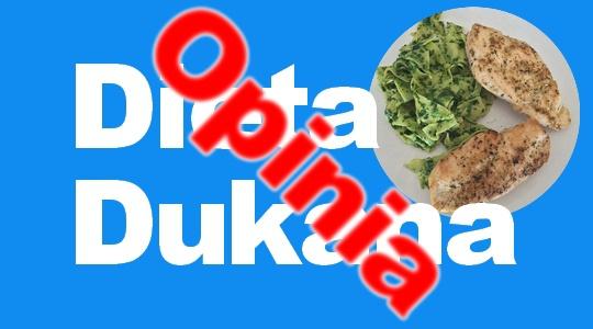 dieta dukana opinia